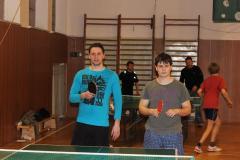 Turnaj ve stolním tenise 2012