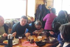 Zimní výlet na Lysou Horu